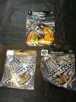 2013 Chicago Blackhawks 2 Pack  Stanley Cup Champions & Red