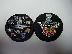 2016 NHL Chicago Blackhawks Stanley Cup Playoffs Hockey Two