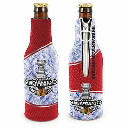 Chicago Blackhawks 2015 NHL Stanley Cup Champions Bottle Sui