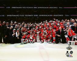 Chicago Blackhawks 2015 STANLEY CUP CELEBRATION ON ICE Premi