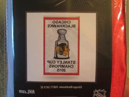 Chicago Blackhawks 2015 Stanley Cup Champions Flag 3 x 5 ft