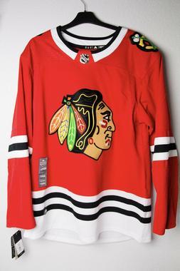 Adidas Chicago Blackhawks Authentic Pro NHL Hockey Jersey Si