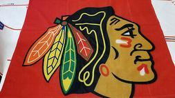 Chicago Blackhawks -_*** Beach Towel ***_SGA_4-3-19_New!!