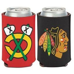 Chicago Blackhawks Can Cooler  Logo