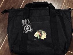 Chicago Blackhawks Can Cooler Bag NHL Branded New Tailgating