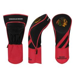 CHICAGO BLACKHAWKS EMBROIDERED FAIRWAY HEADCOVER INDIVIDUAL