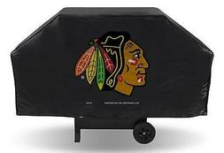 Chicago Blackhawks Grill Cover Deluxe