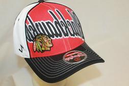 "Chicago Blackhawks Hat Cap ""The Uprising Adjustable Cap"" By"