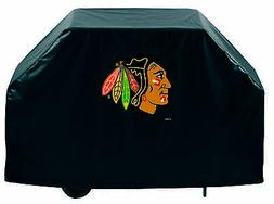 Chicago Blackhawks HBS Black Outdoor Heavy Duty Breathable V