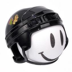 Chicago Blackhawks Helmet Head Antenna Topper / Desktop Stan