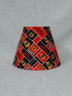 chicago blackhawks lamp shade nhl hockey