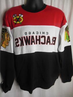 Chicago Blackhawks Men's G-III Apparel Crew Neck Sweat Shirt