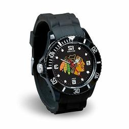 Chicago Blackhawks Men's Sports Watch - Spirit  NHL Jewelry