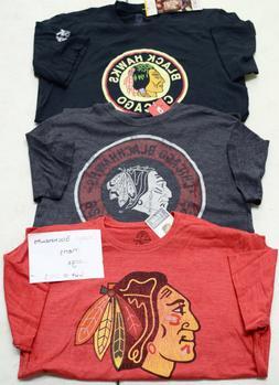Chicago Blackhawks Mens Sample Apparel Lot Size Large