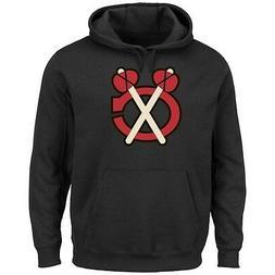 chicago blackhawks mens sweatshirt vintage pullover hoody