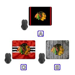 Chicago Blackhawks Mouse Pad Mat Computer Notebook Mice Mous
