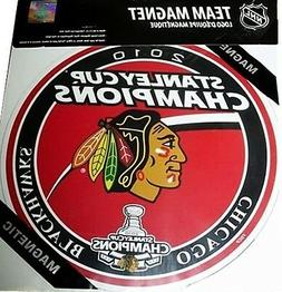 Chicago Blackhawks NHL 2010 Stanley Cup Champions Car / Truc