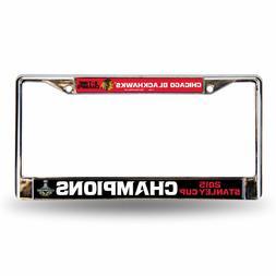 Chicago Blackhawks Official NHL 12 inch x 6 inch frame by Ri