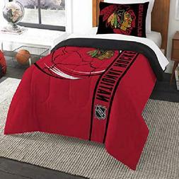 Chicago Blackhawks The Northwest Company NHL Draft Comforter