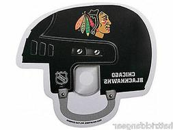 Chicago Blackhawks NHL Team Logo Hockey Helmet Computer Mous