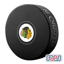 Chicago Blackhawks Official NHL Logo Souvenir Autograph Hock
