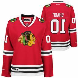 chicago blackhawks patrick sharp women s premier