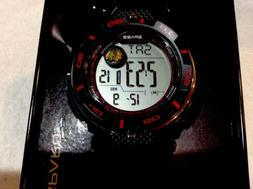 Chicago Blackhawks Power Sports Watch New in Case Authentic