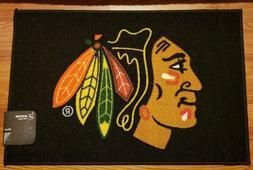 chicago blackhawks rookie mat bath mat 30