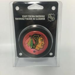 Chicago Blackhawks Souvenir Hockey Puck - by Wincraft Sports