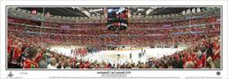 Chicago Blackhawks STANLEY CUP 2015 United Center Panoramic