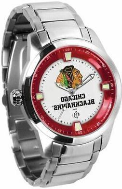 Gametime Chicago Blackhawks Titan Watch
