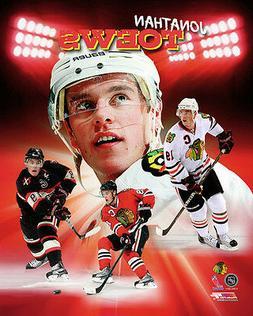 Jonathan Toews PORTRAIT PLUS Chicago Blackhawks NHL Action P