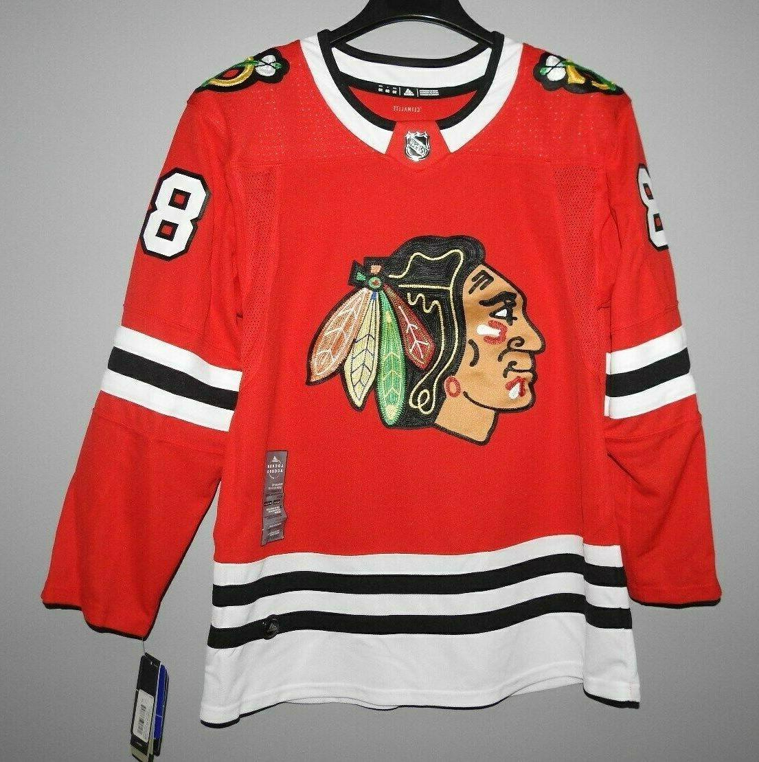 Authentic NHL Blackhawks #88 Jersey New