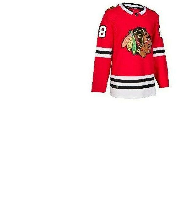 Authentic Chicago Blackhawks New Mens Sizes