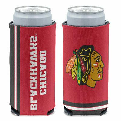 chicago blackhawks 12 0z seltzer slim can