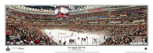 chicago blackhawks 2010 stanley cup champions panoramic