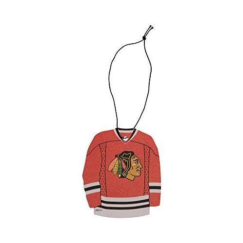 chicago blackhawks air freshener