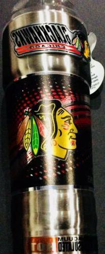 Chicago Blackhawks Dynasty Drinkware New 32 oz Vacuum Insula