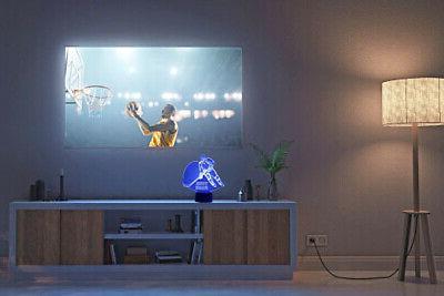 Chicago Personalized FREE - Hockey LED Sports Lamp