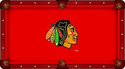 chicago blackhawks holland bar stool co red