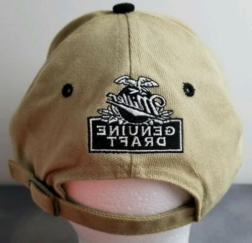 Chicago NHL Brown Black Ball Cap New