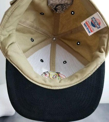 Chicago Hat Brown Black Ball