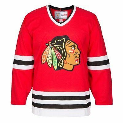 chicago blackhawks nhl men s red alumni