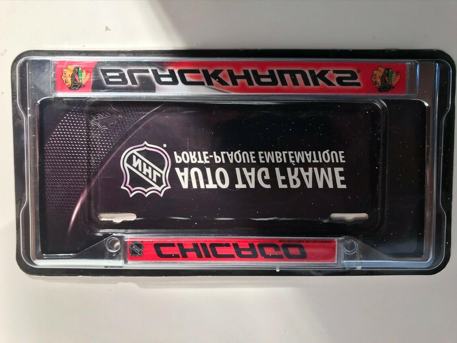 Chicago NHL License NEW