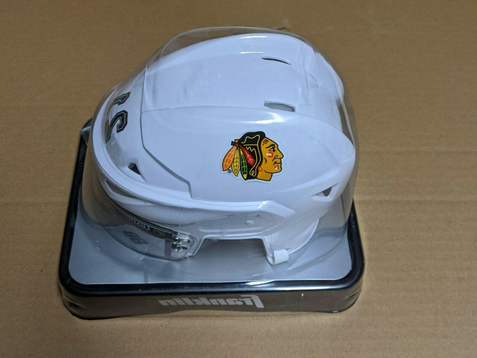 chicago blackhawks stan mikita mini helmet new