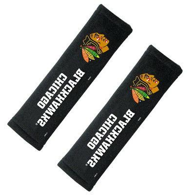 NHL Chicago Covers Wheel Cover Shoulder Pads