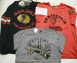 CCM Men's Chicago Blackhawks Sample Apparel Lot Size Large
