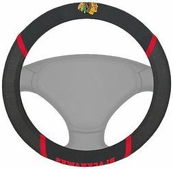 New NHL Chicago Blackhawks Car Truck SUV Van Steering Wheel