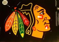 NEW NHL Chicago Blackhawks Window Car Auto Truck Decal Magne