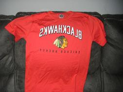 New NHL Chicago Blackhawks Youth Large Team Apparel T-Shirt